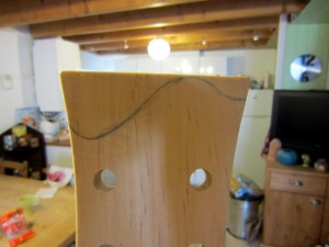 fabriquer sa guitare part 2 rien dire. Black Bedroom Furniture Sets. Home Design Ideas