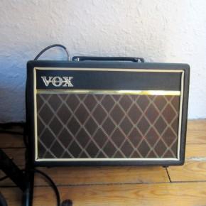 Vox Pathfinder 10 et RP350
