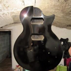 Fabriquer sa guitare - Part 2