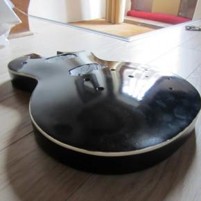 Fabriquer sa guitare - Part 3
