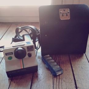 Cafénol et Polaroid