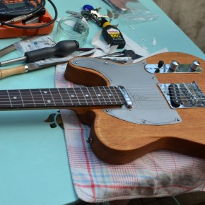 Fabriquer sa guitare Round 2